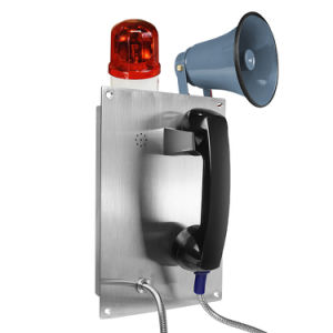 Stainless Steel SIP VoIP Vandal Proof Sea Port Emergency Telephone Jr208-CB-Hb pictures & photos
