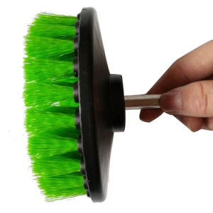 Medium Duty Drill Brush for Carpet Cleaning pictures & photos