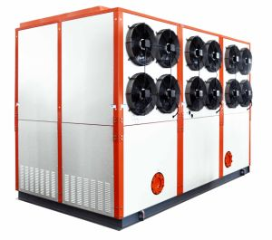 201kw Low Temperature Minus 35 Intergrated Chemical Industrial Evaporative Cooled Water Chiller pictures & photos