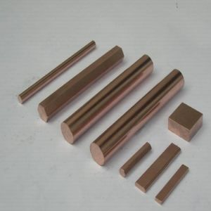 Copper Rod, Copper Bar, in All Kinds of Shape, C10100, C11000, C12200 pictures & photos