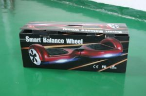Gold 6.5 Inches 4400mAh Two Wheels Smart Balance Electric Scooter pictures & photos