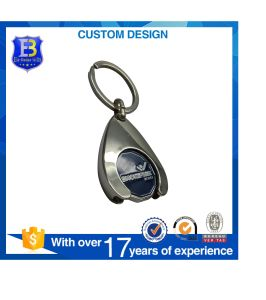 2017 New 12 Shape Trolly Coin Keyring with Holder pictures & photos