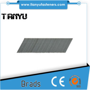 15-Gauge 1-3/4 Inch Electro-Galvanized High Tensile 34 Degree Finish Nails pictures & photos