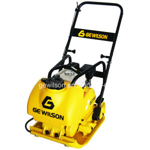 Foldable Hand Push Small Plate Compactor Wacker for Sale pictures & photos