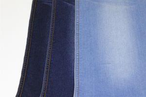 Cotton Polyester Rayon Spandex Indigo Denim pictures & photos