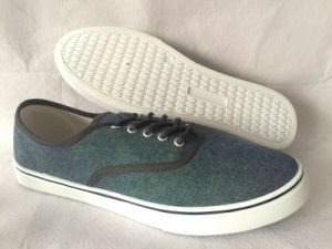 Comfortable and Breathable Men Causal and Injection Shoes (ZS 43) pictures & photos