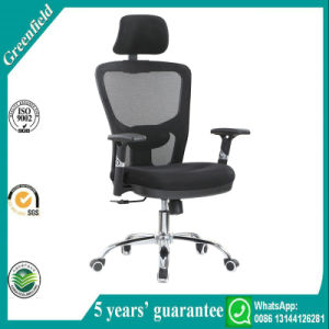 Lumbar Support Office Chair with Adjustable Arms