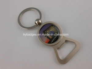 Key Ring Wholesale, Keychain with Bottle Opener (GZHY-KA-138) pictures & photos