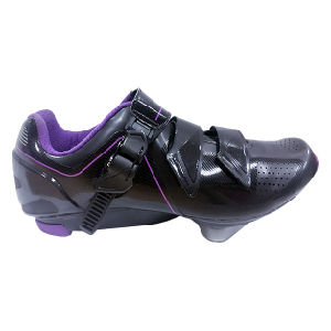 2016 OEM Road Racing Athletic Cycling Shoes Carbon Fiber Bicycle Shoes pictures & photos