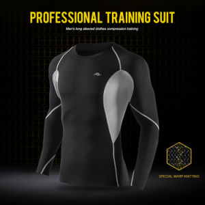 New Arrival Cycling Compression Wear Sport Training Tops pictures & photos