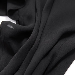 100% Polyester Silk Chiffon for Lady Sleep Cloth Fabric pictures & photos