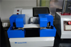 Tappi T836 Four Point Paper Bending Stiffness Testing Equipment Manufacturer pictures & photos