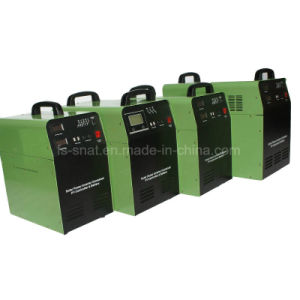 Snat 300W 500W 1000W DC AC Portable Solar Power Inverter with Charge Controller pictures & photos