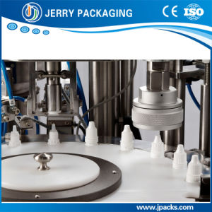 China Small Glass & Plastic Bottle /Bottling Filling Plugging Capping Line pictures & photos