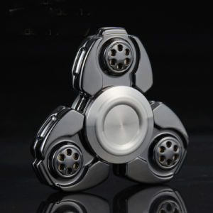 Ceramic Tri-Spinner Fidget Toy EDC Hand Spinner Stress Relieve Toy Rotation Finger Spinner pictures & photos