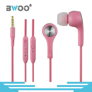 3.5mm in-Ear Earpiece High Quality Earphone Headphone pictures & photos