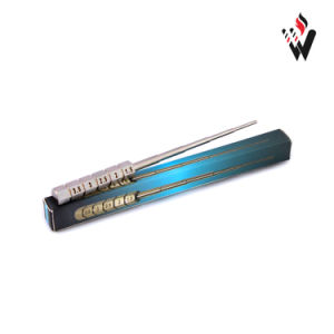 New Coil Jig 3.5/3/2.5/2/1.5mm Diameter Ss DIY E-Cigarette Accessories Coil Jig Heating Wire Wick Winding Jig Fit Rda Rba Atomizer