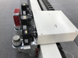 Offset Printing Blanket Board CNC Cutter Digital Leather Fabric Oscillation Knife Cutting Plotter Machine pictures & photos