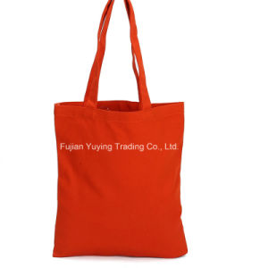 Customized Promotional Organic Cotton Bag (YYCBG037) pictures & photos