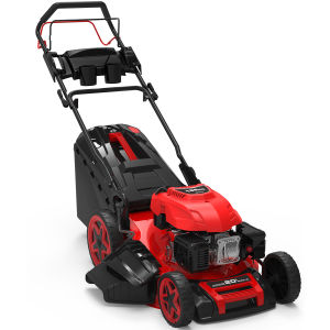 2017 New Design Professional Self-Propelled Lawn Mower pictures & photos
