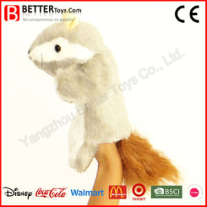 Plush Toy Mouse Stuffed Animal Rat Hand Puppet for Kids/Children pictures & photos