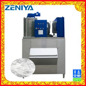 Low Noise Small (1.6T/Day) Flake Ice Machine for Food Preservation pictures & photos