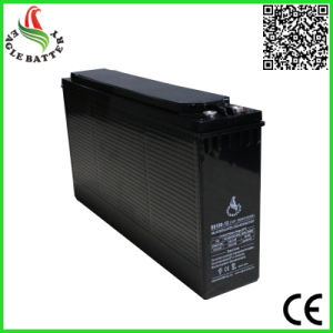12V 150ah Front Terminal VRLA Lead Acid Battery pictures & photos