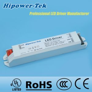 30W Output Constant Current Plastic Case LED Dimming Driver with Pfc pictures & photos