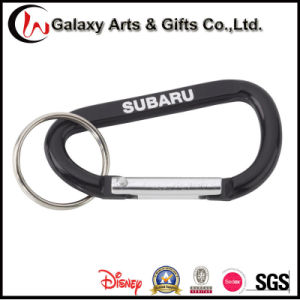 Screen Printing Customized Promotion Climbing Aluminum Carabiner Keychain pictures & photos