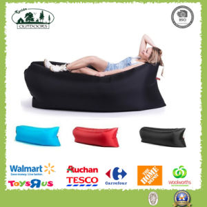 Lazy Airbed Filled with Air Convenient pictures & photos