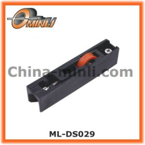 Plastic Bracket Pulley with Single Roller for Door and Window (ML-DS029) pictures & photos