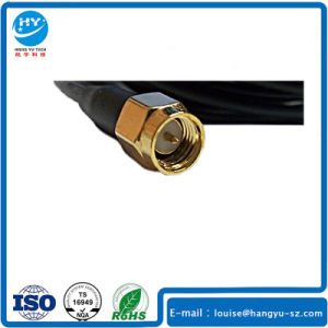 Manufacturer 890-960/1710-1990MHz 3G GSM Patch Antenna with SMA Connector pictures & photos