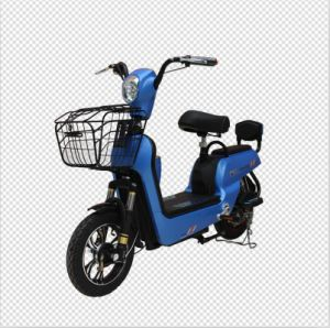 Stealth Bomber Electric Bike with LED Display pictures & photos