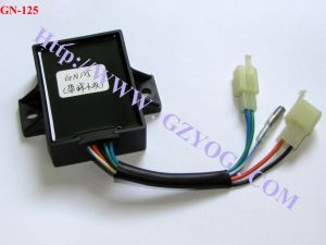 OEM and Gn-125 Motorbike Cdi, Motorcycle Cdi for Motorcycle Parts pictures & photos