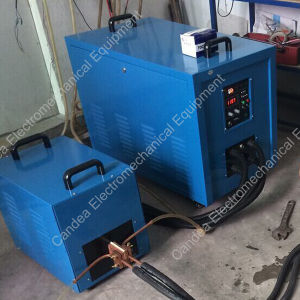 Induction Heating Machine with Flexible Connection Coil pictures & photos
