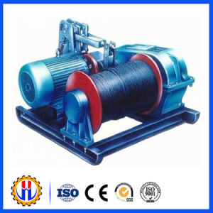 Construction Crane Hydraulic Lifting Winch pictures & photos