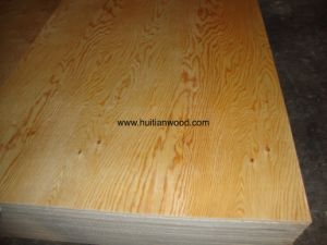Natural Larch Decorative Fancy Plywood for Furniture with High Grade pictures & photos