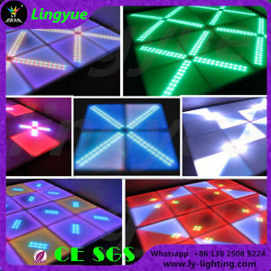 Night Club Decorative DJ Disco Wedding LED Dance Floor Light pictures & photos