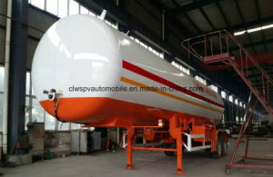35000 Liters LPG Tanker 35 Cbm CNG Tanker Trailer pictures & photos