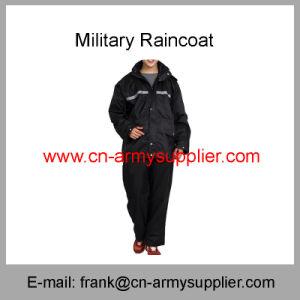 Duty Raincoat-Military Raincoat-Traffic Raincoat-Army Raincoat-Police Raincoat pictures & photos