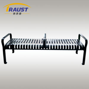 Patio Furniture Factory Direct Wholesale Backless Steel Outdoor Benches pictures & photos