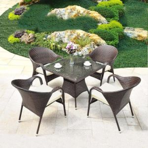 Outdoor Tables and Chairs Rattan Outdoor Furniture, Tables and Chairs (Z351) pictures & photos