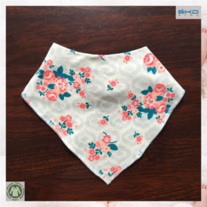 OEM Baby Accessory Organic Cotton Infant Bibs pictures & photos