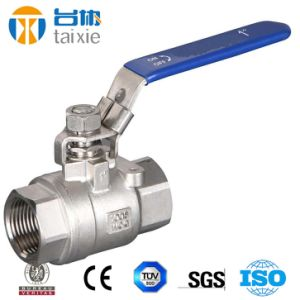 ODM Quality Forged Female Brass Ball Valve (AV10079) pictures & photos