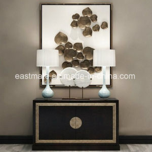 Unique Design Wall Table Console Table with Mirror pictures & photos