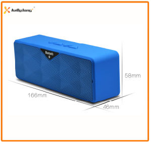 Portable Mini Cube Wireless Bluetooth Music Speaker pictures & photos