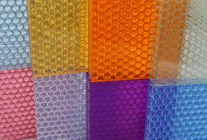 PC Honeycomb Used to Decorate pictures & photos