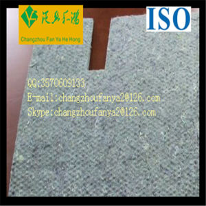 Polyester Nonwoven Fabric Punched Needle Felt pictures & photos