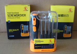 Screw Driver Set, Hand Tool, Repair Tool pictures & photos