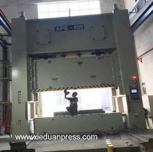 800ton Automotive Parts Die Metal Stamping Heavy Duty Power Press Machine pictures & photos